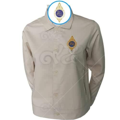 เสื้อแจ็คเก็ตแม่บ้านมหาดไทย