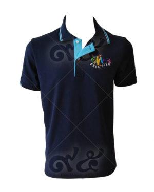เสื้อโปโล-สี-กรมท่า-คอปก-ขลิปปลายปก-ฟ้า-ขาว-สาบใน-สี-ฟ้า-ต่อซกครึ่งแขน-ปักอกซ้าย-polo-20