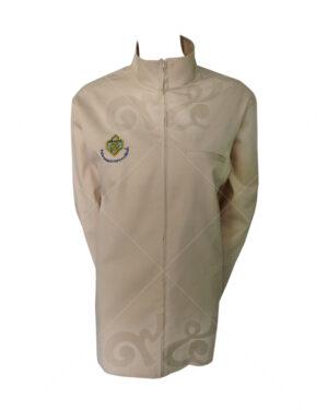 เสื้อแจ็คเก็ต แบบชุดยาว แขนยาว คอปกตั้ง แบบรูดซิป 08